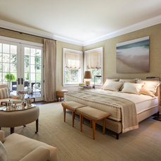 Transitional Bedroom by Hartmann&Forbes