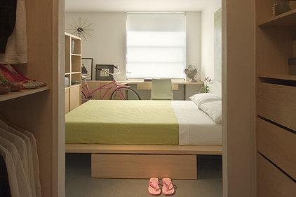 Modern Bedroom The Hampton