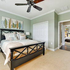 Traditional Bedroom by Schell Brothers