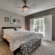 Traditional Bedroom by Iverson Homes