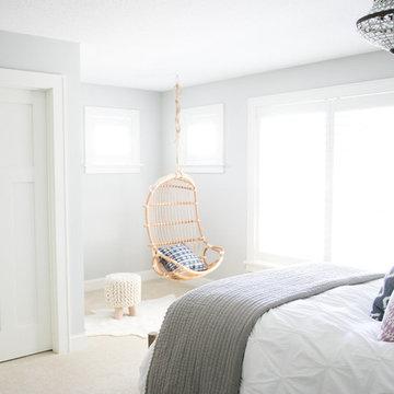 The Highland House | Teen Girl's Room