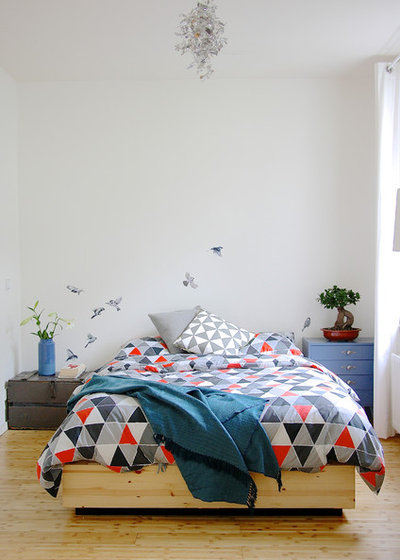 Scandinave Chambre by Holly Marder