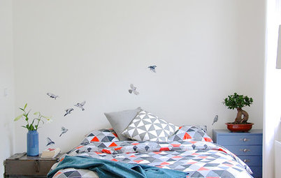 12 Grown-Up Wall Decals That Wow