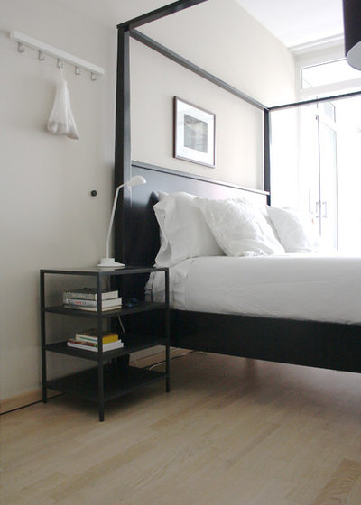 Transitional Bedroom by Holly Marder