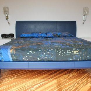 75 Most Popular San Diego Bamboo Floor Bedroom Design Ideas For 2019