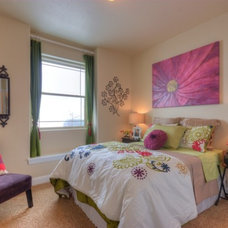 Traditional Bedroom by Coleman Homes