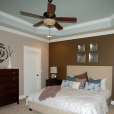 Craftsman Bedroom by McCoy Homes, Inc.