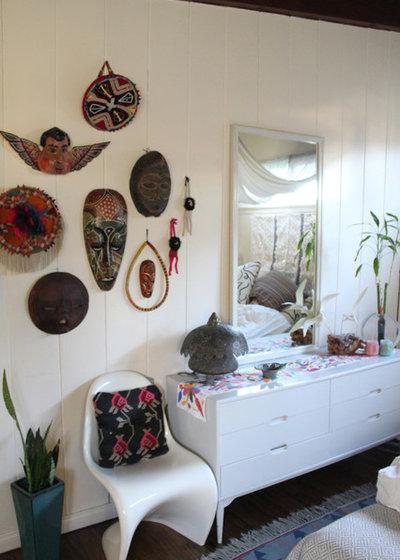 Eclectic Bedroom by Justina Blakeney