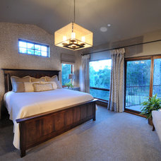 Contemporary Bedroom by COMITO BUILDING AND DESIGN LLC