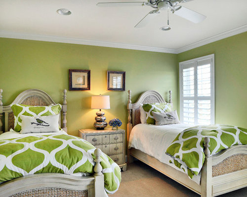Two Twin Beds Houzz