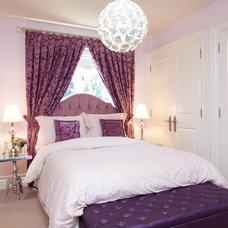 Traditional Bedroom by Nest Design Studio
