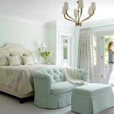 Beach Style Bedroom The Ladue House
