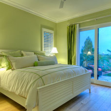 Contemporary Bedroom by Chic on the Cheap