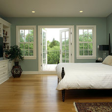 Traditional Bedroom The Levine Group