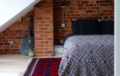 Avant/Après : Style scandinave dans une chambre sous les toits