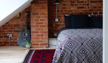 Room Tour: An Unconventional Loft Space Oozes Scandi Style