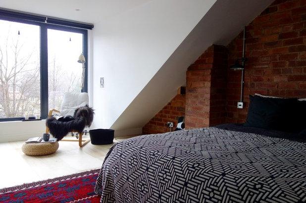Scandinavian Bedroom by Making Spaces