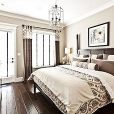 Bedroom by Marcson Homes Ltd.