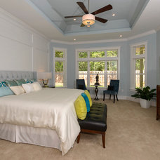 Contemporary Bedroom by Emerald Ventures, Inc.