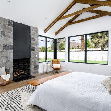 The Magnolia - Master Bedroom