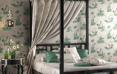 How to Try the Chinoiserie Trend at Home