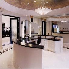 Eclectic Bedroom by Michael Menn Ltd.