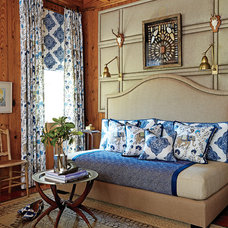 Traditional Bedroom by Southern Living