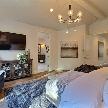The Master Suite - The Overbrook - Cascade Craftsman Family Home