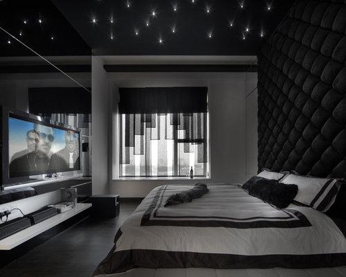 Black Bedroom Decorations