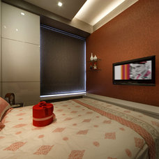 Contemporary Bedroom by The Interior Place (S) Pte Ltd