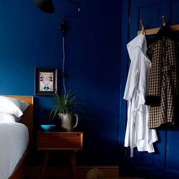 The Midtown Magic Bedroom
