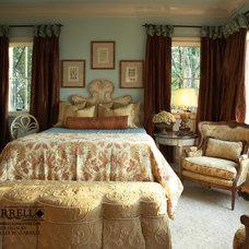 Craftsman Bedroom by Garrell Associates, Incorporated