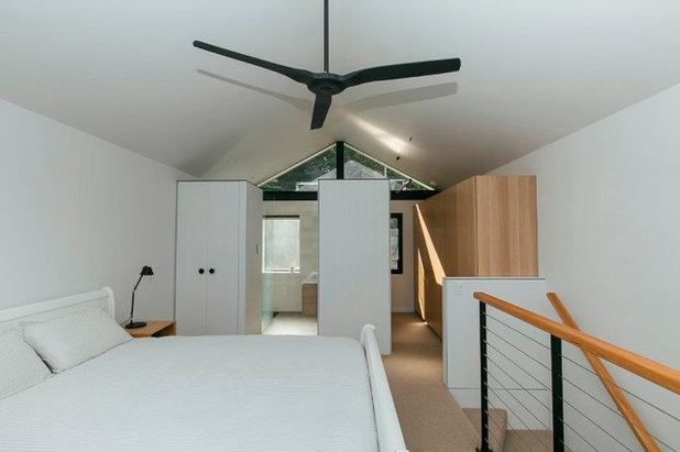 Contemporary Bedroom by Emma Holmes Design