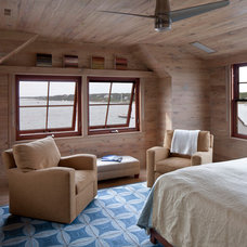 Rustic Bedroom by Hutker Architects
