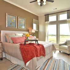 Traditional Bedroom by David Weekley Homes