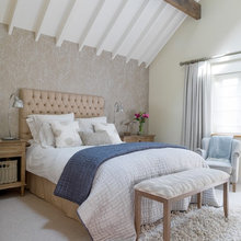 Country look bedrooms