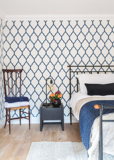Country Bedroom by BW Interiors