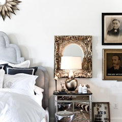 eclectic bedroom by Jamie Laubhan-Oliver