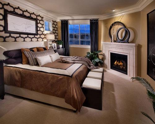mediterrane schlafzimmer beach style decor ideen. Black Bedroom Furniture Sets. Home Design Ideas