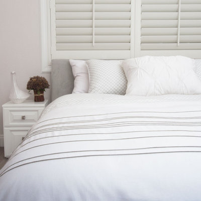American Traditional Bedroom by Crane & Canopy