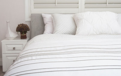 Simple Pleasures: The Joy of Fresh Sheets