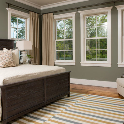 Living room window treatments ideas cottage style native for Bedroom window styles