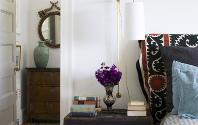 Creative Ideas for Space-Saving Bedside Lighting