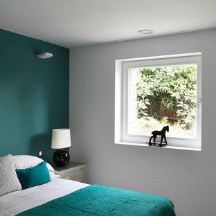 Modelo de dormitorio actual pequeño
