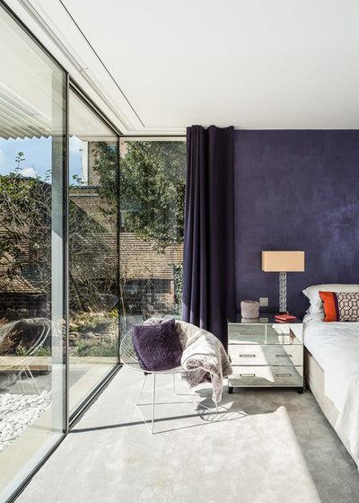 Contemporary Bedroom by E2 Architecture + Interiors Ltd
