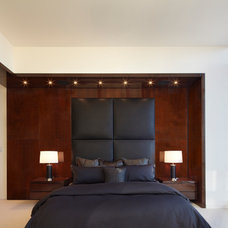 Contemporary Bedroom by Bromley Caldari Architects PC