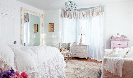 11 trucos para poner un toque 'shabby chic' en el dormitorio