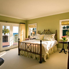traditional bedroom by Mitch Wise Design,Inc.