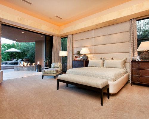 Luxury bedroom design ideas renovations photos with for Annmarie ruta elegant interior designs