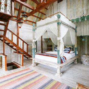 Chambre exotique Singapour : Photos et idées déco de chambres